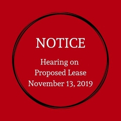 Notice of Hearing icon
